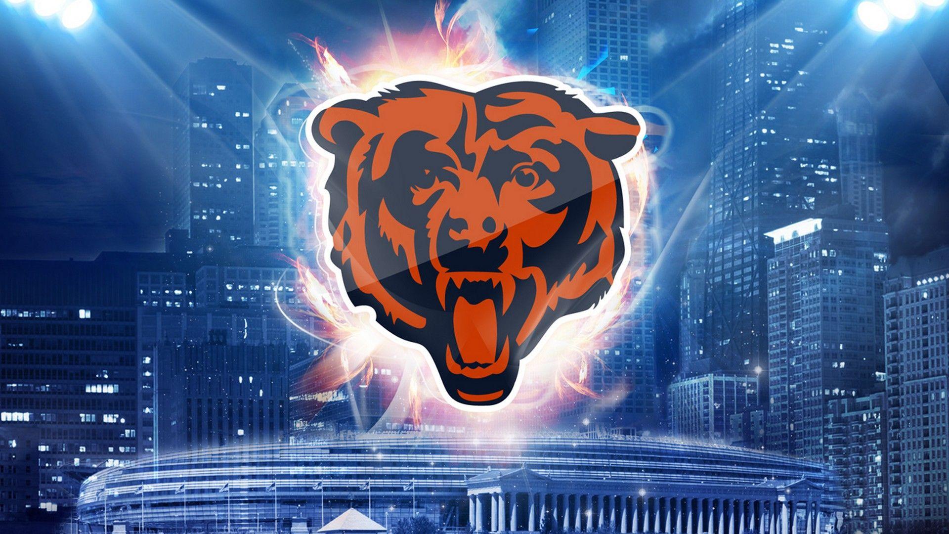 Wallpapers Hd Bears 2021 Nfl Football Wallpapers Chicago Bears Wallpaper Chicago Bears Logo Chicago Bears