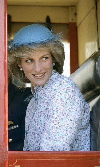 15++ Princess Diana Australia Trip