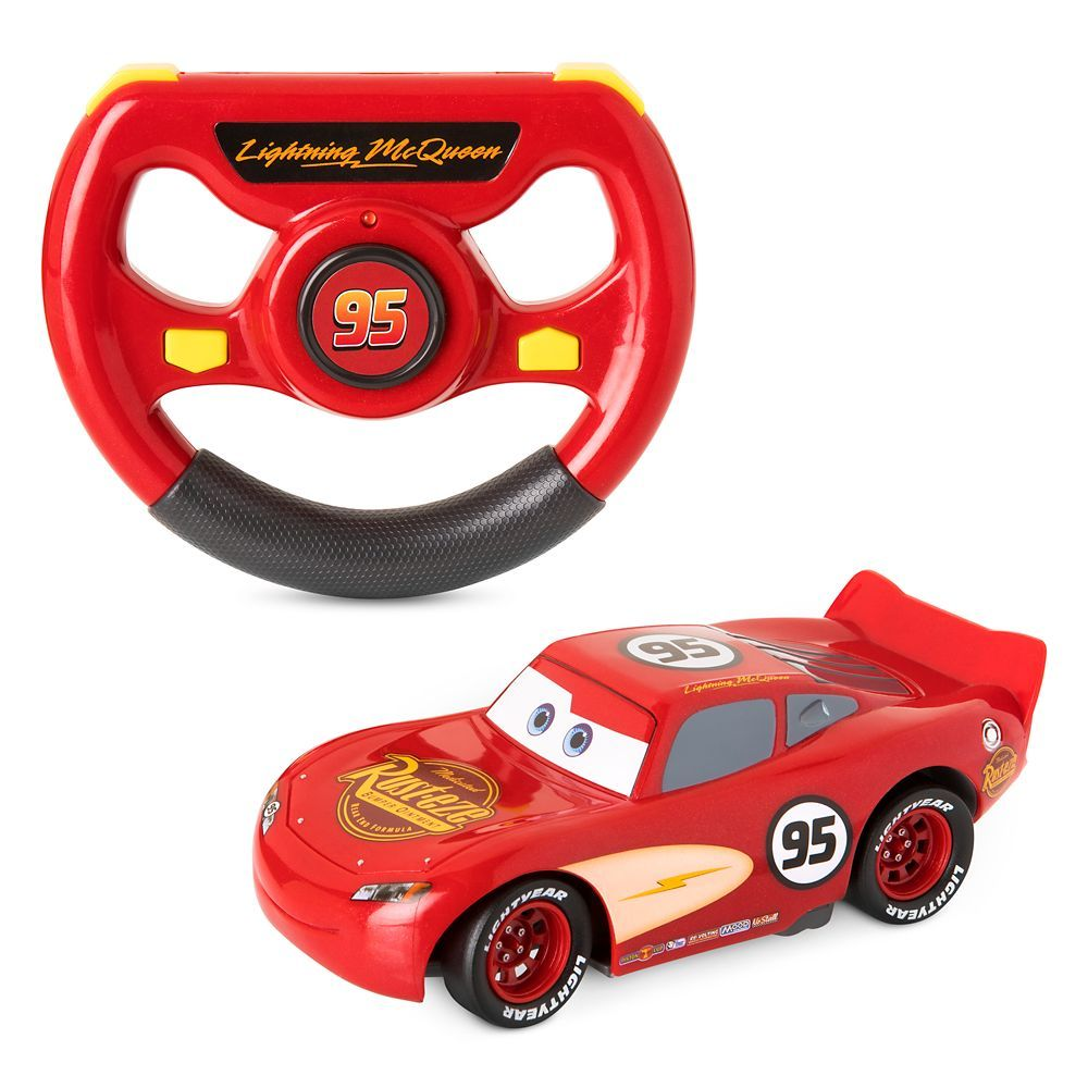 Lightning McQueen Remote Control Vehicle - Cars | shopDisney