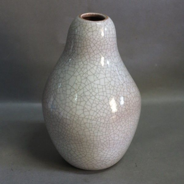 Keramikvase Karlsruher Majolika Glatzle 1956 1962 Keramik