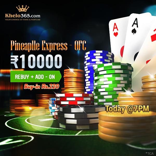 Pineaplle Express Online poker, Poker, Poker games