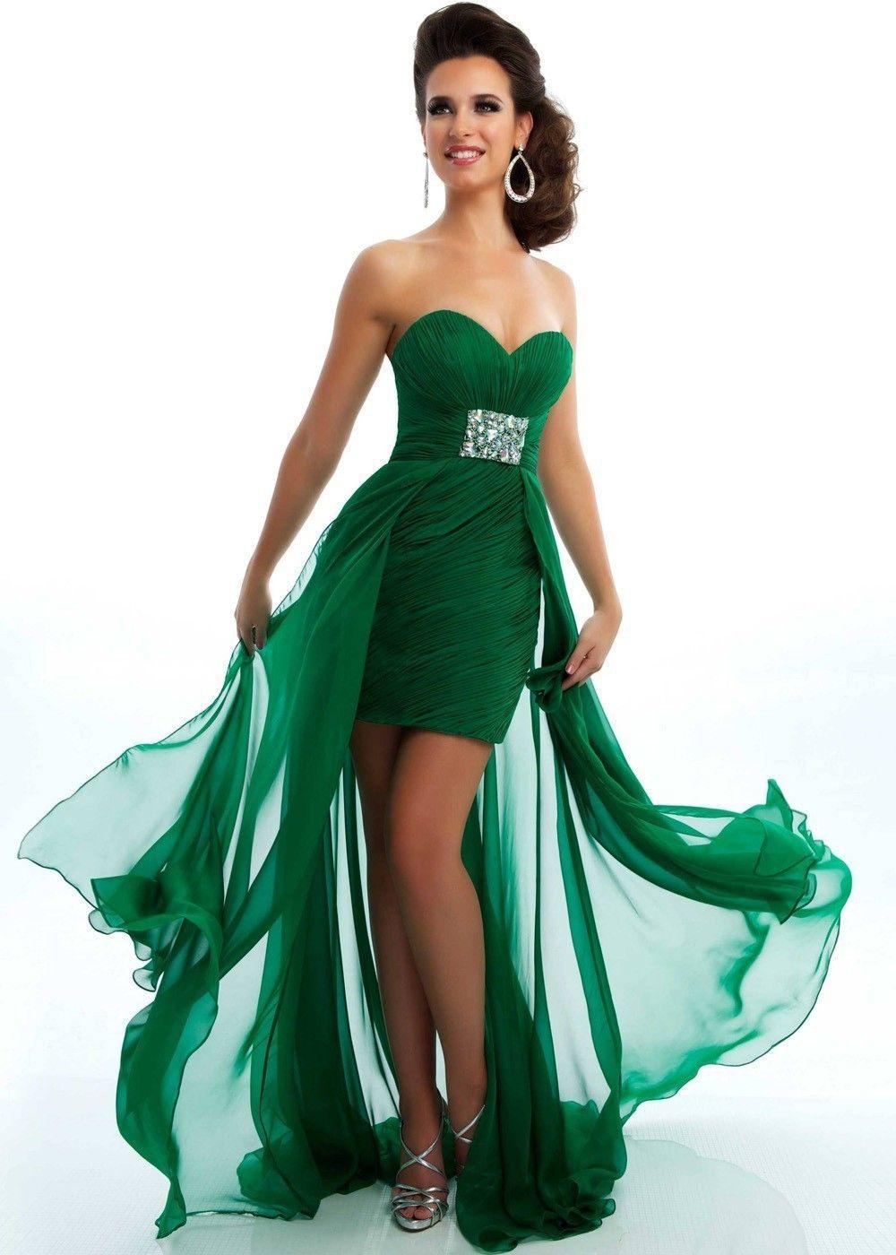 vestidos corto con cola Price (Lowest first) Price | Cosas para ...
