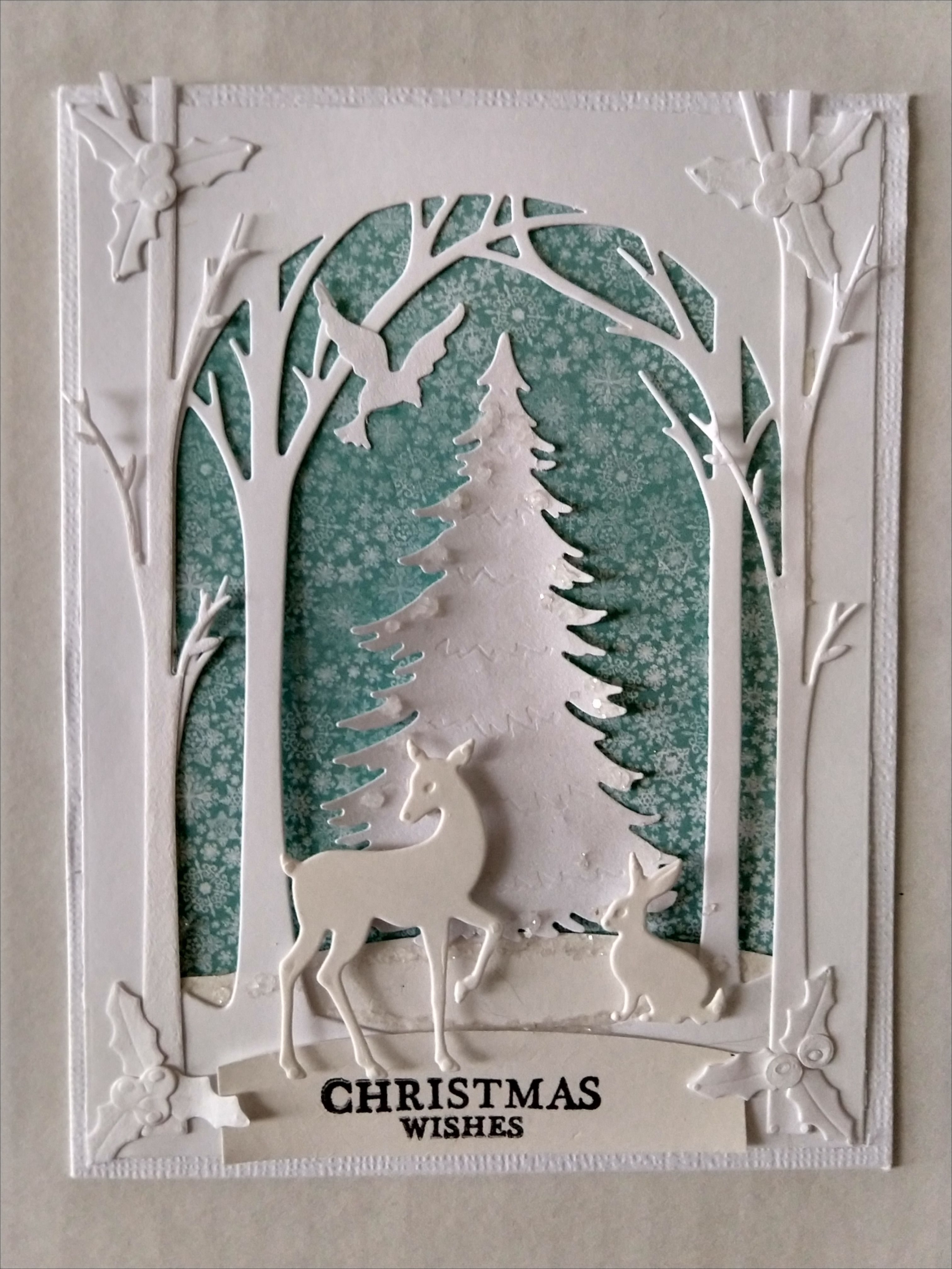 Pin On Winter Christmas Cards