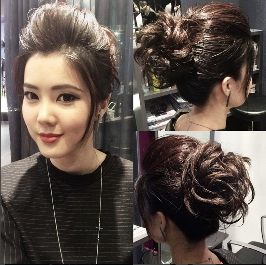 easy rules of simple hairstyle