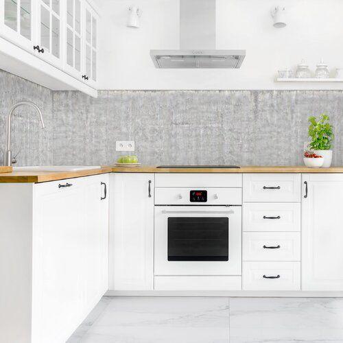 Ebern Designs Hart Kunststofffolie Spritzschutzpaneel Selbstklebend Augustine Wayfair De Pvc Spritzschutzpaneel Selbstkleben In 2020 Paneling Design Ebern Designs