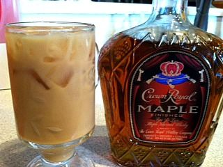#MapleMonday and My Crown Royal Maple Recipe