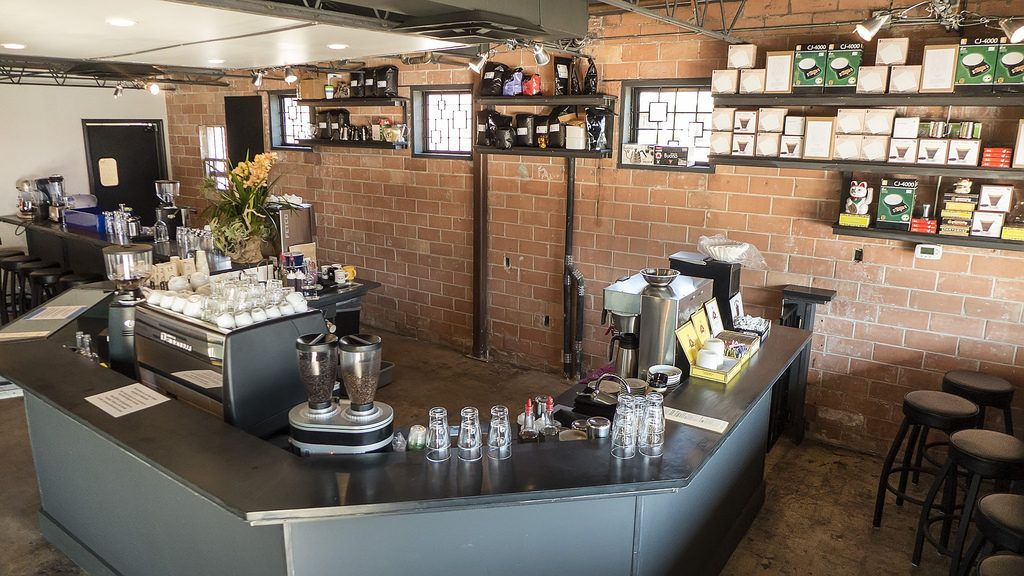 Blacksmith houstons best coffee shop opens today best
