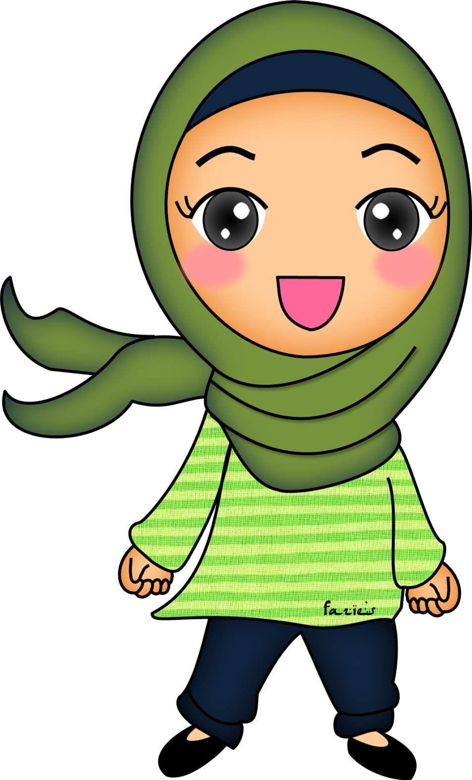 14589888 308858526147841 469634987719437108 O Png Jpg 953 1573 Hijab Cartoon Cartoon Mario Characters