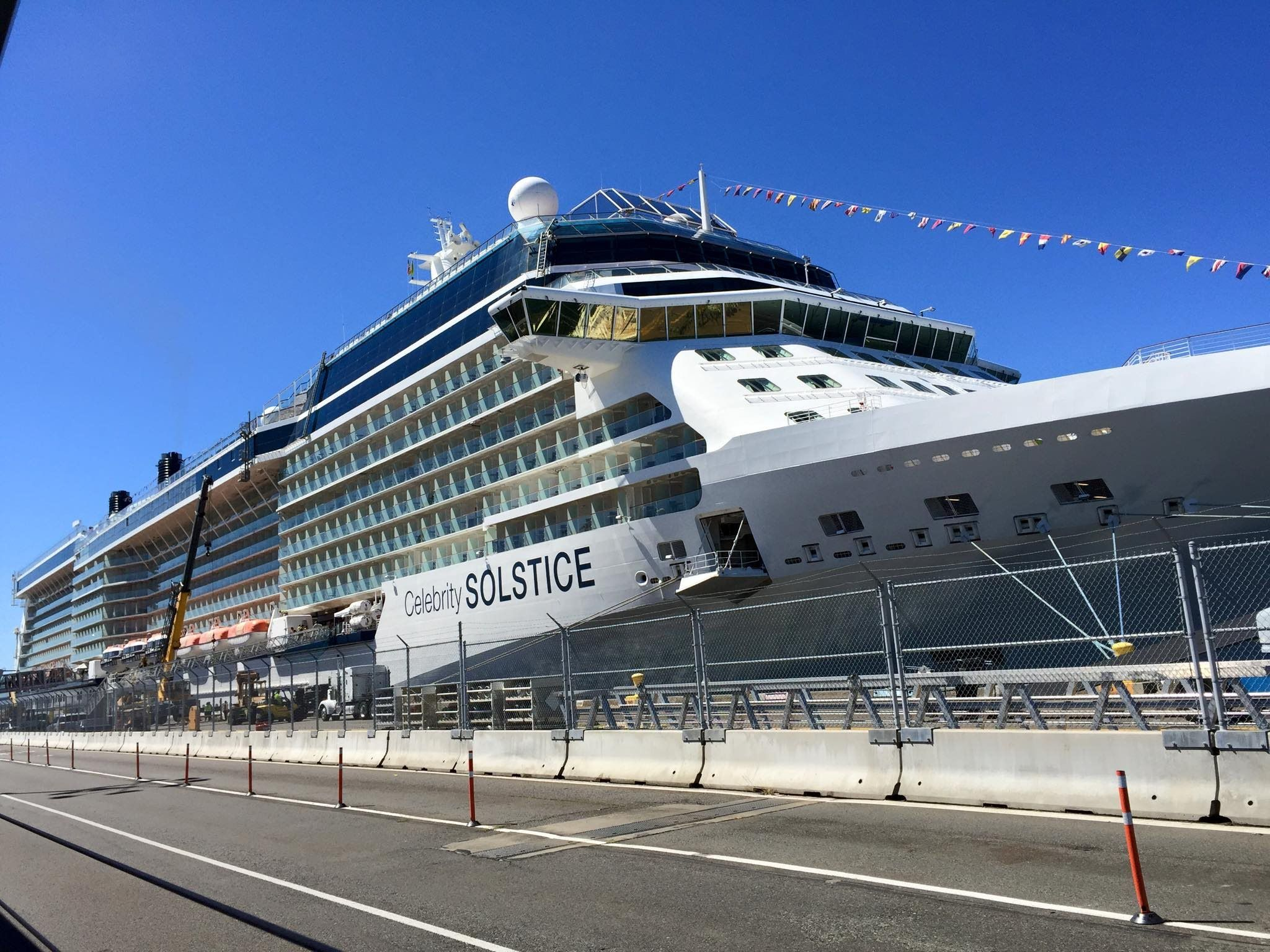 Celebrity Solstice - Itinerary Schedule, Current Position ...