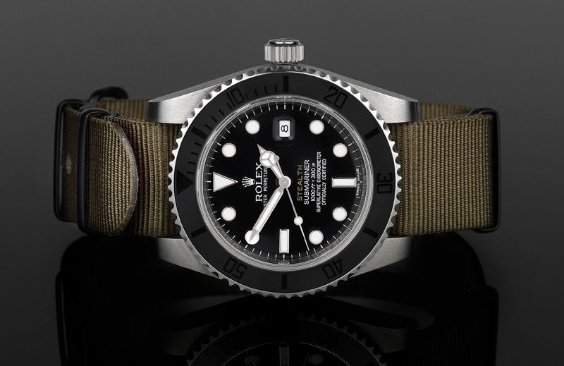 Monochrome Project X Submariner Ceramic Stealth Mk Iii And Iv What Do Rolex And Project X Have In Common O Rolex Watches Submariner Fashion Watches Rolex