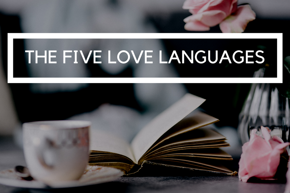 What are the different love languages