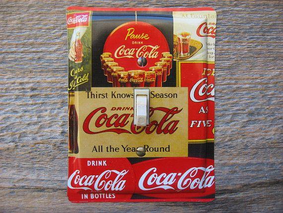 Coca Cola Logo Plate Screws Coke Screws Coca-Cola Soda License Plates Screws