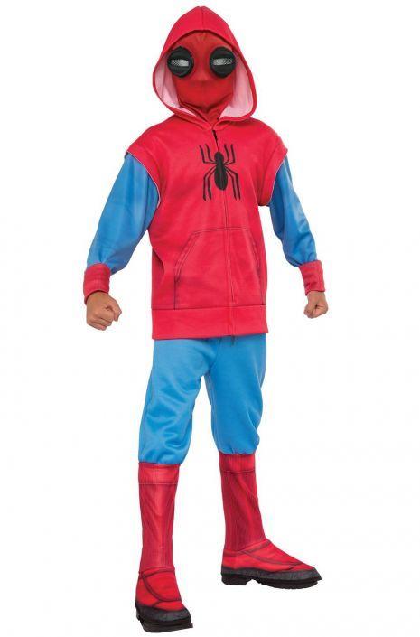 easy homemade spiderman costume - Spiderman Costume For...