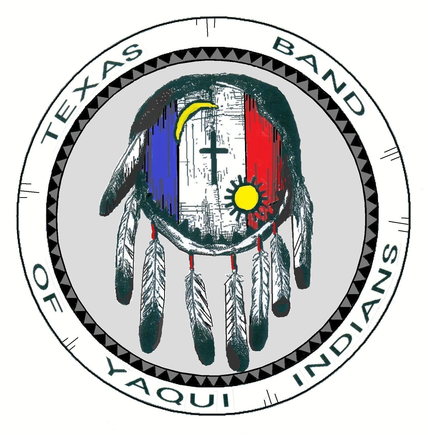 Texas Band Yaqui Indian Tribal Seal My Heritagethis 1 Is For You
