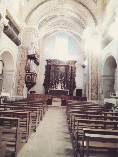 Chiesa di Santa Chiara_ Ferrandina (Regione Basilicata)