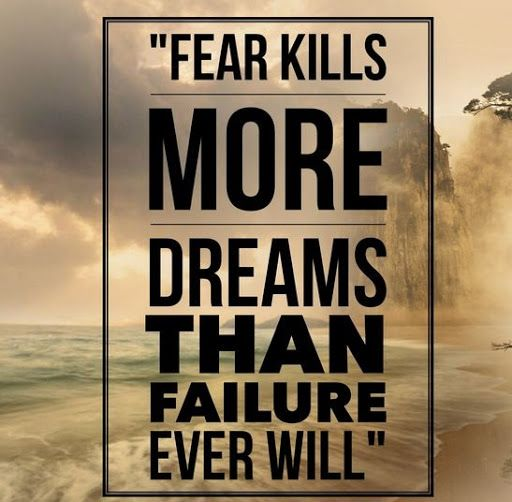 Quotes About Overcoming Failure: Image Result For Quotes About Getting Past Fear