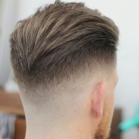 Men S Slicked Back Hairstyles How To Get The Slick Back Mens Slicked Back Hairstyles Drop Fade Haircut Undercut Hairstyles