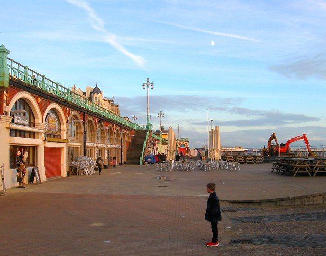 King's Road Arches, Brighton