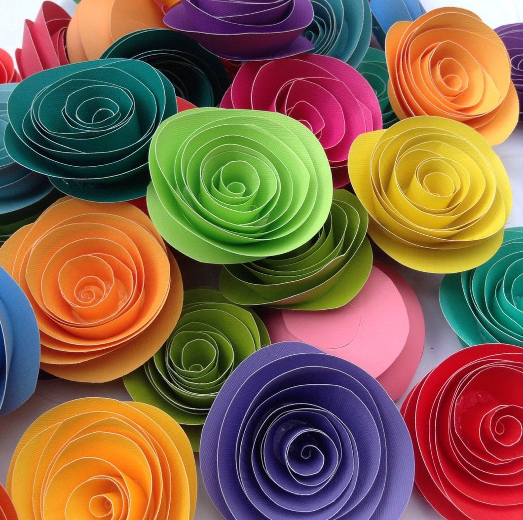 Paper flower garland colorful paper flower garland neon paper paper flower garland colorful paper flower garland neon paper flowers mightylinksfo