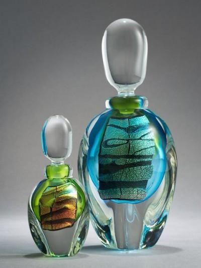 Gem Scent Pair | Glass