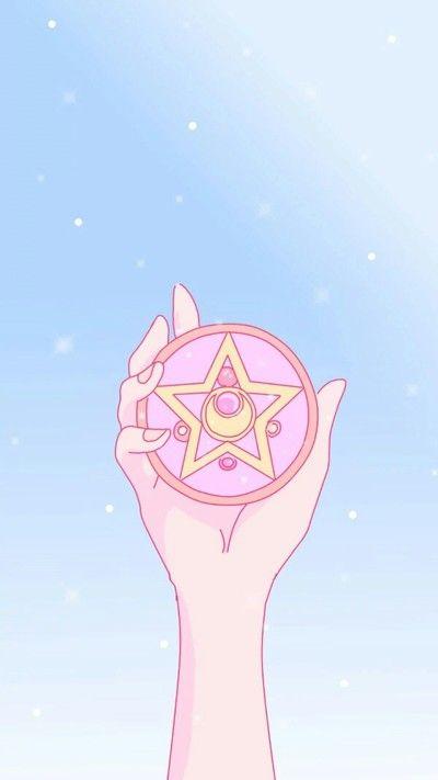 #圖 美少女戰士桌布分享 - Dcard   Sailor moon wallpaper, Sailor moon crystal, Kawaii wallpaper