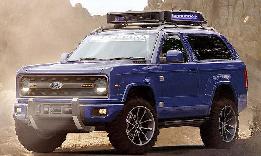 2019 Ford Bronco Price Interior Release Date 2018 Auto Review