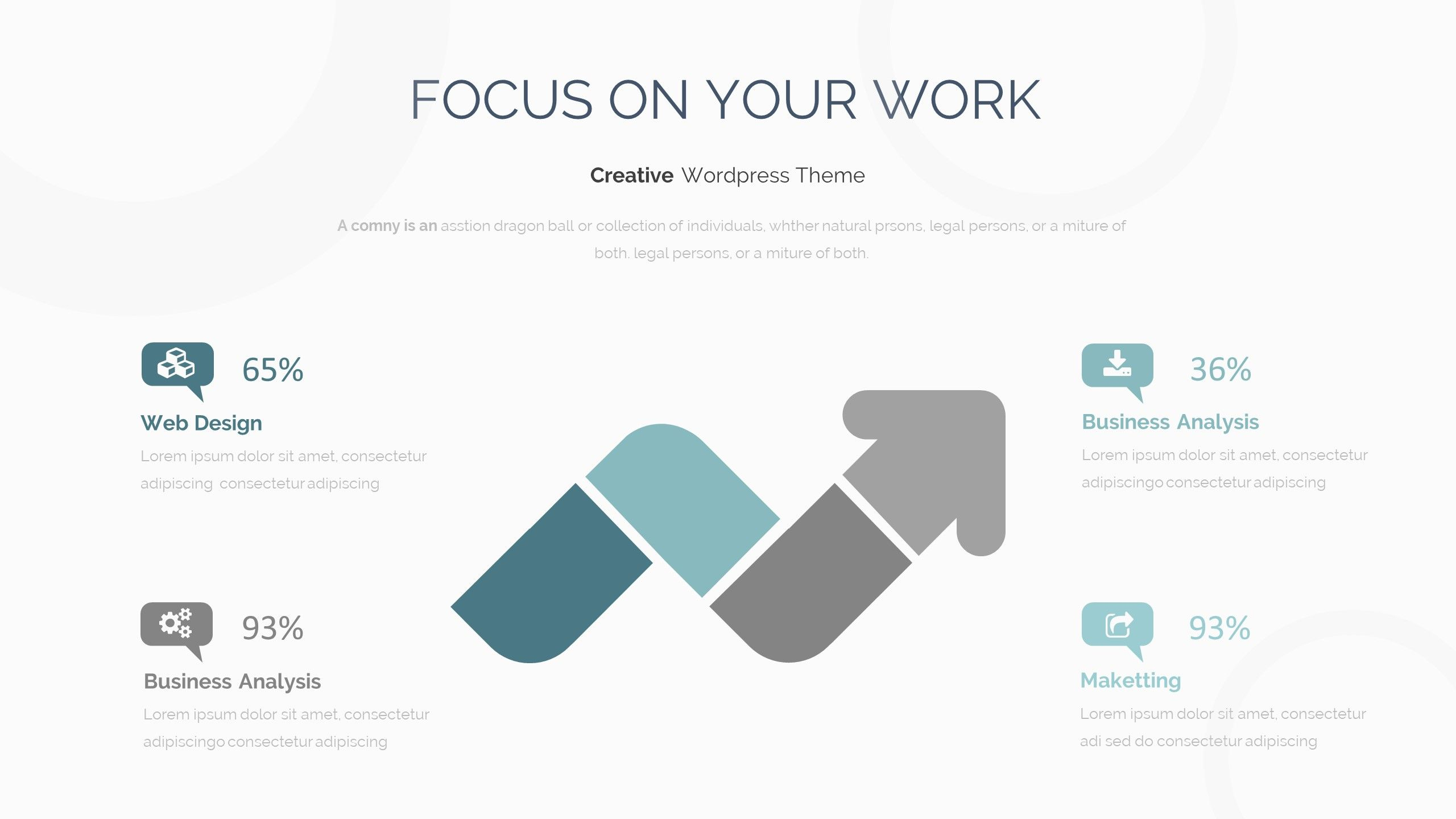 Gather Data Pitch Deck Google Slide Template Keynote Template Creative Resume Template Free Templates
