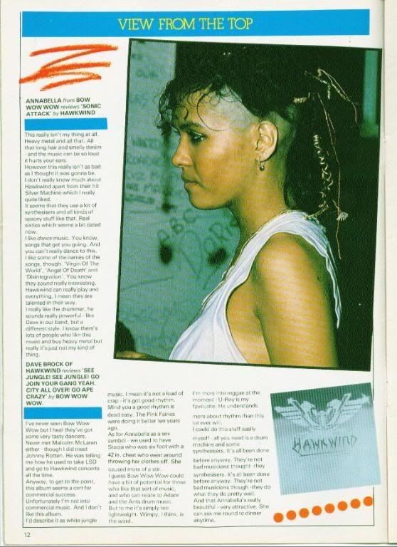 jbinjapan:  Flexipop #13(December, 1981)