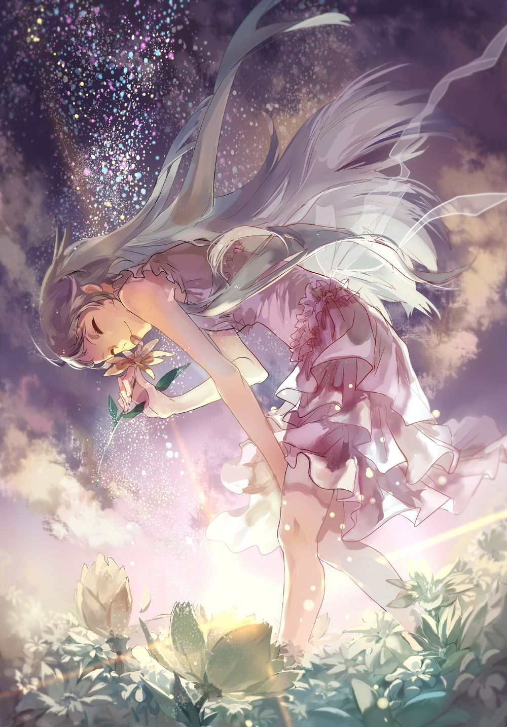 Scared dreams have cluthed onto me few time let me say every time i go to sleep another - Personnage manga fille ...