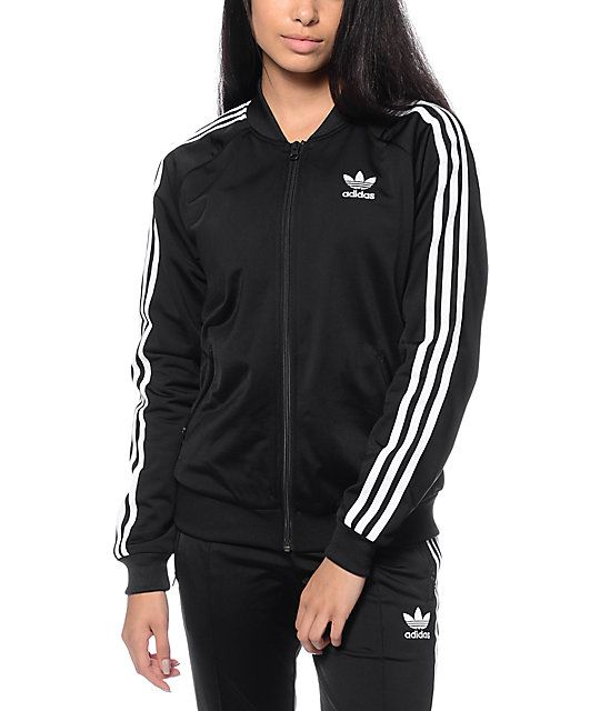 84a9a799 adidas Supergirl Track Jacket in 2019 | L U S T L I S T | Jackets ...