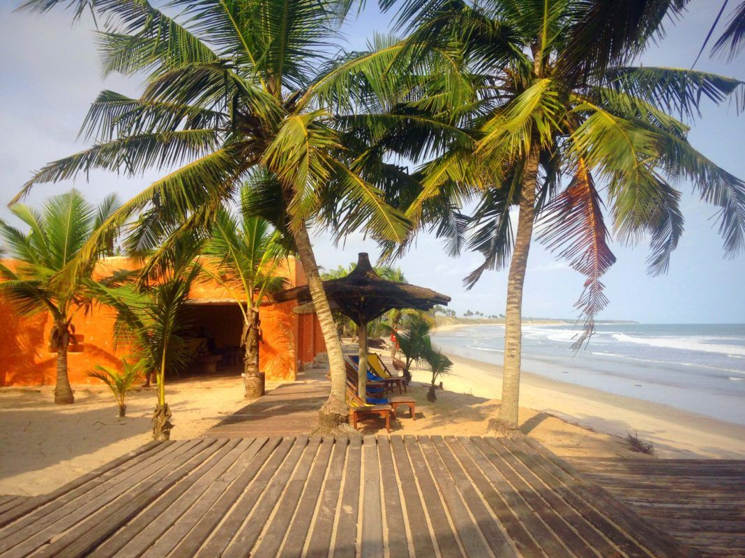 Travelwithapril White Sand Beach Resort Whitesands Ghana Beaches In Accra Resorts Gomoa Fetteh Travels Holiday