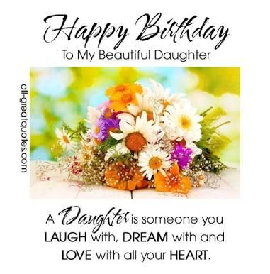 free happy birthday cards to a lovely daughter Google Search