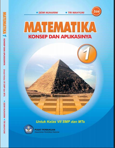 Ebook Download Ebook Free Matematika Konsep Dan Aplikasi Buku Matematika Smp