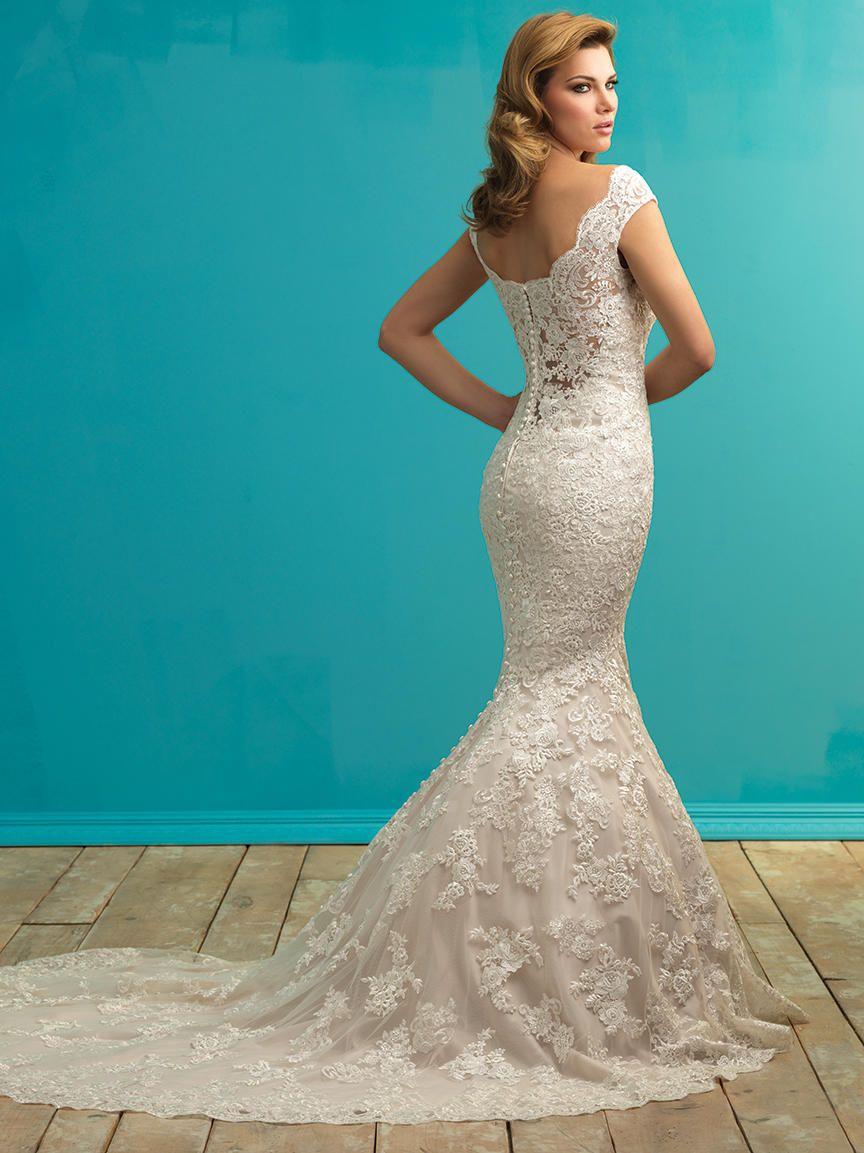 Allure Bridals 9271 Allure Bridal Bedazzled Bridal and Formal ...