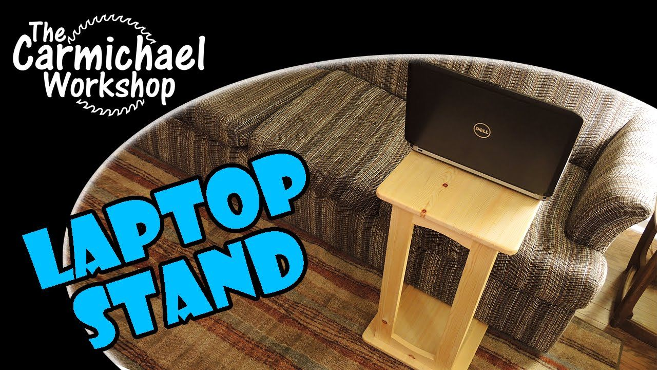 Laptop Stand Snack Table Or Bedside Desk Marcenaria  # Muebles Ricaldi