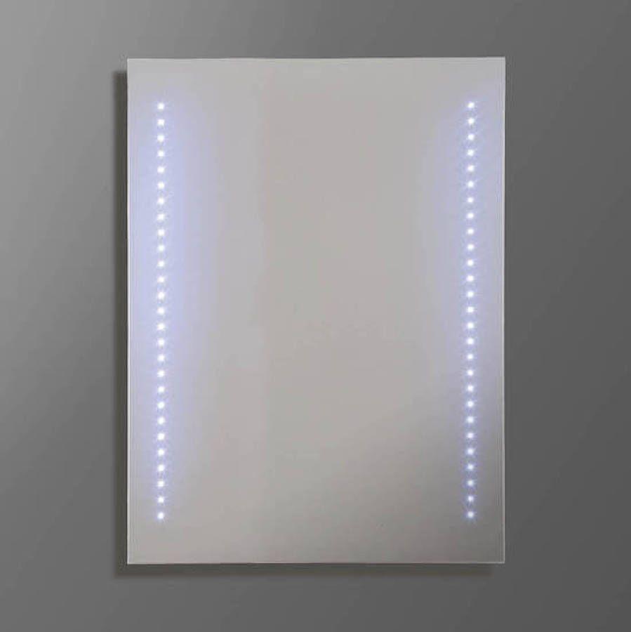 espejo bano con luz y enchufe para led integrada ...