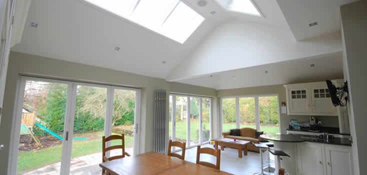 Add value to your home with a velux atrium interieur for Where to buy atrium windows