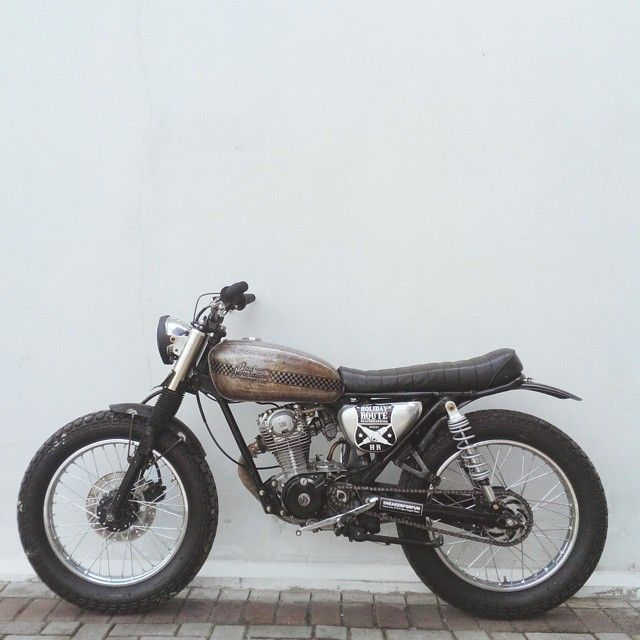 Motomood   U201chonda Cb125  U201d