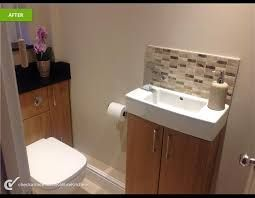 Image Result For Mosaic Tiles In Cloakroom Above Sink