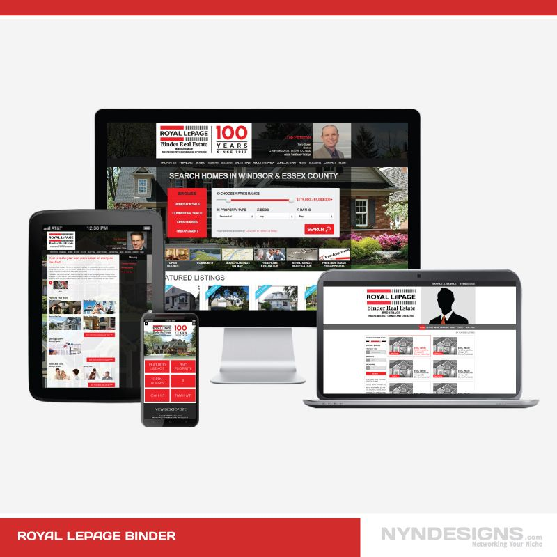Nyn Designs Web Design Professional Web Design Portfolio Website