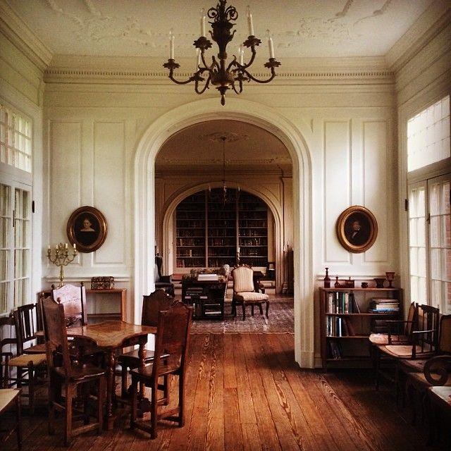 Westover Plantation Charles City County Virginia 1750s