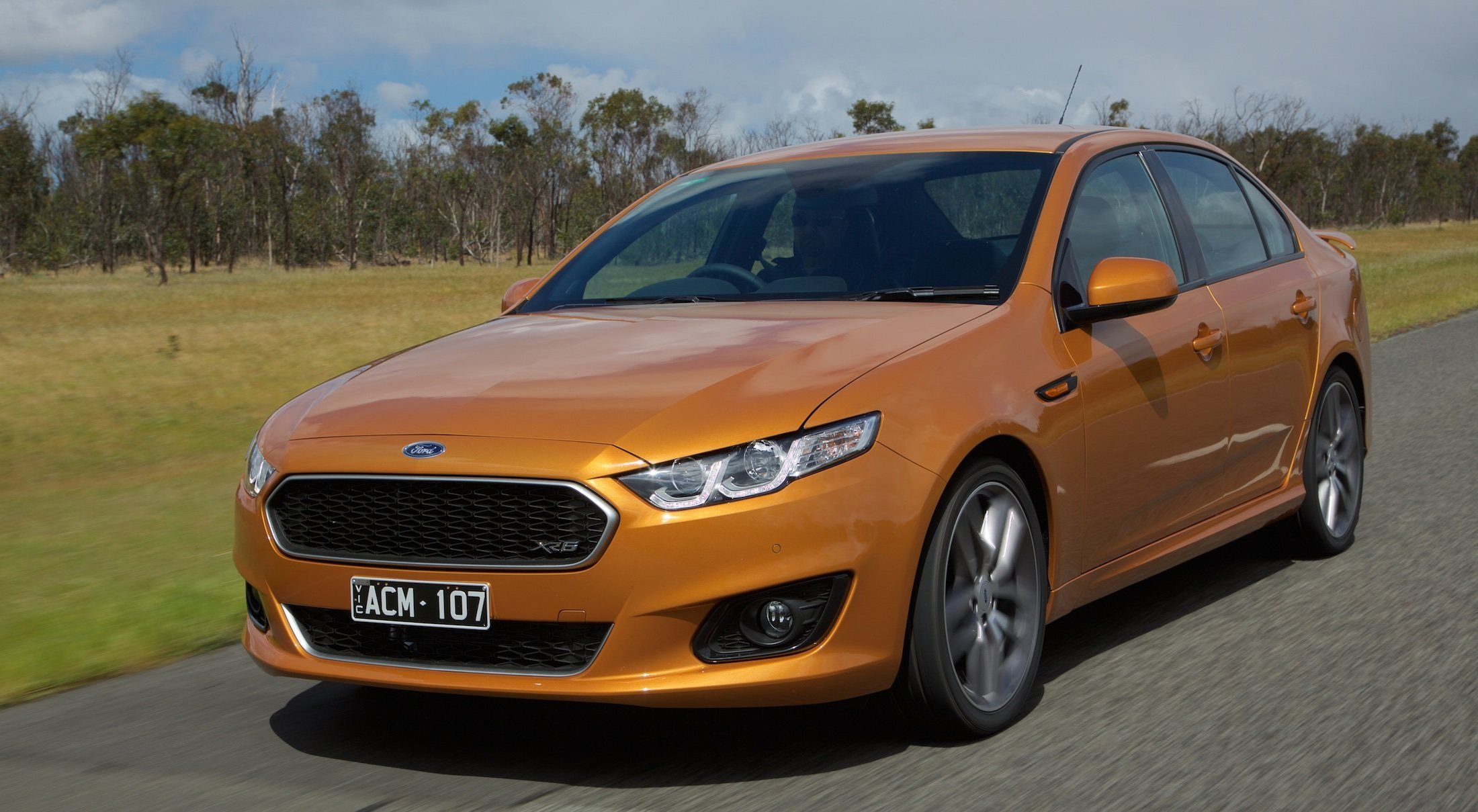 2021 Ford Falcon Xr8 Gt Review