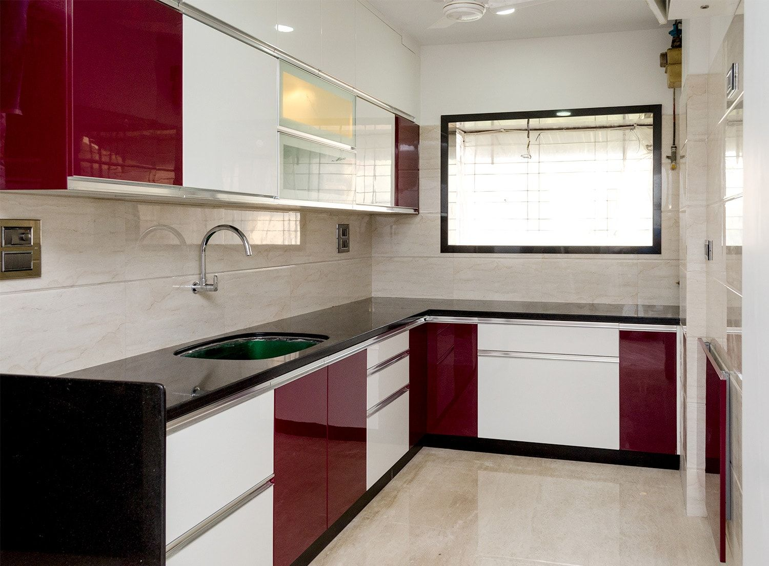 Modular Kitchen Interior Design Ideas ~ Modular kitchen design important tips and designing