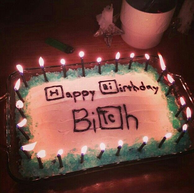 Brilliant Breaking Bad Cake With Images Funny Birthday Cakes Breaking Funny Birthday Cards Online Overcheapnameinfo