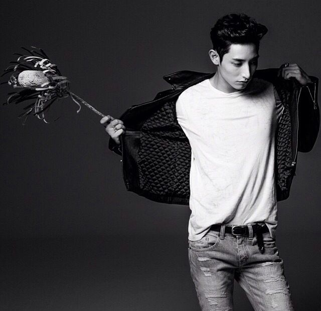 Kim Woo Bin - Geek Magazine March Issue '13 | Kim woo bin ...  |Sung Joon And Kim Woo Bin