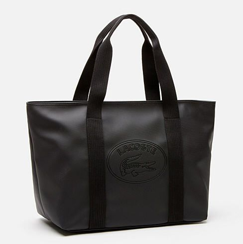 c3df6712f4 Grand sac shopping New Classic de la Boutique Lacoste prix 120,00 € TTC