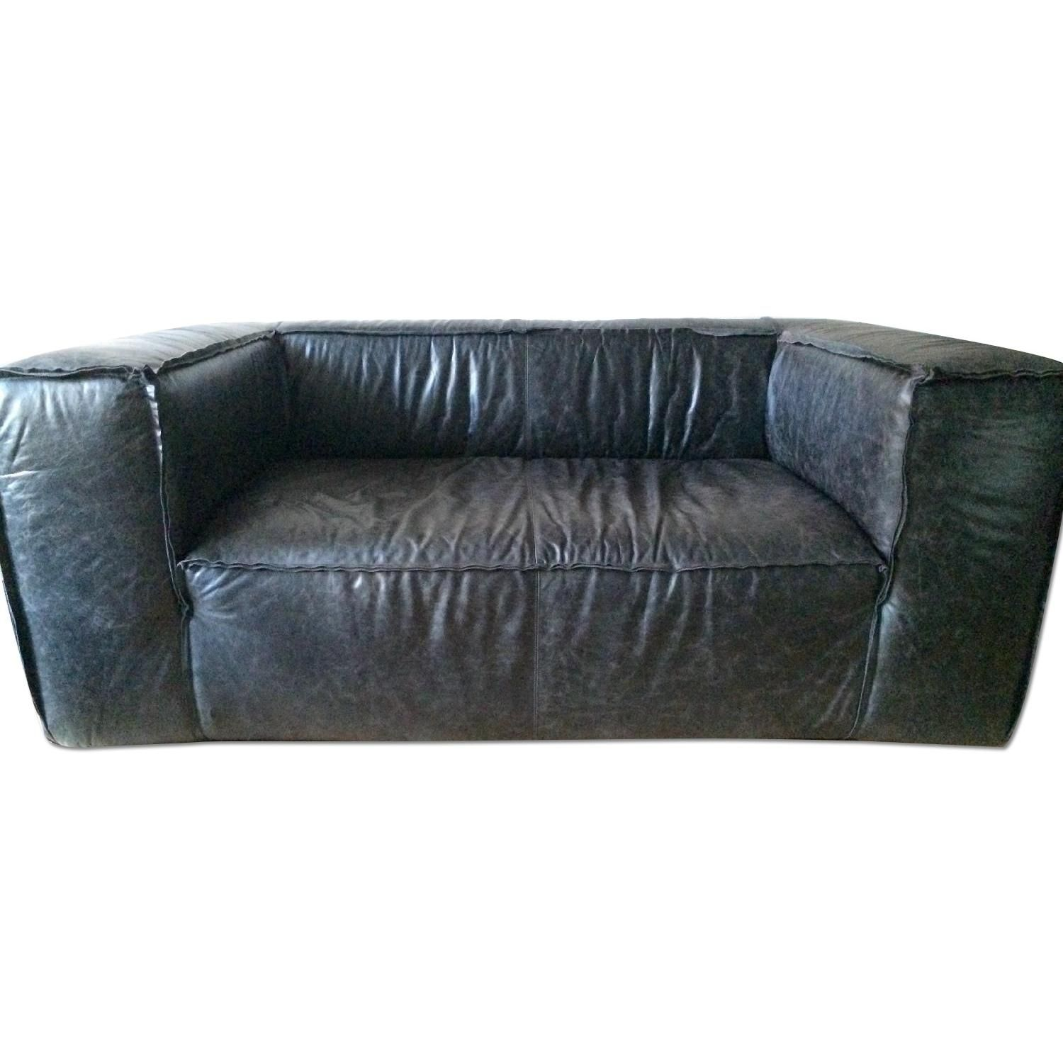 Exceptionnel Comfortable Couch Company Mondo Leather Loveseat
