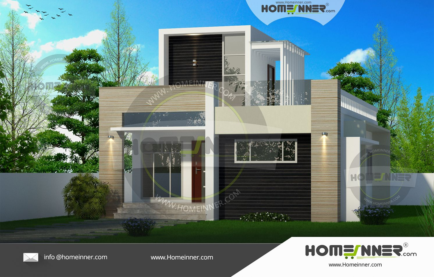Homeinner Leading Home Design Studio Small House Design House Architecture Design Small House Design Simple