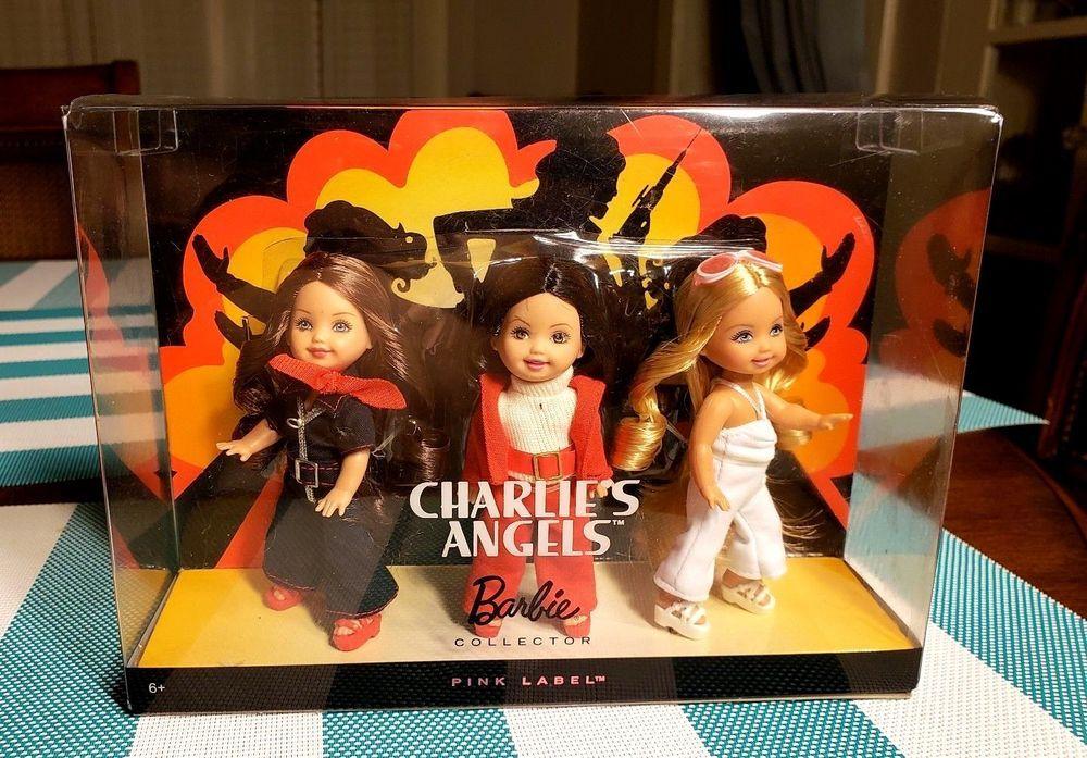 Barbie Charlies Angels Kelly Gift Set