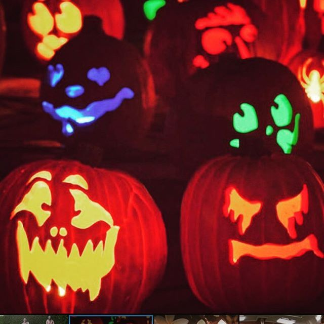 Halloween Pumpkin Decorations ... by @pryorevents ...